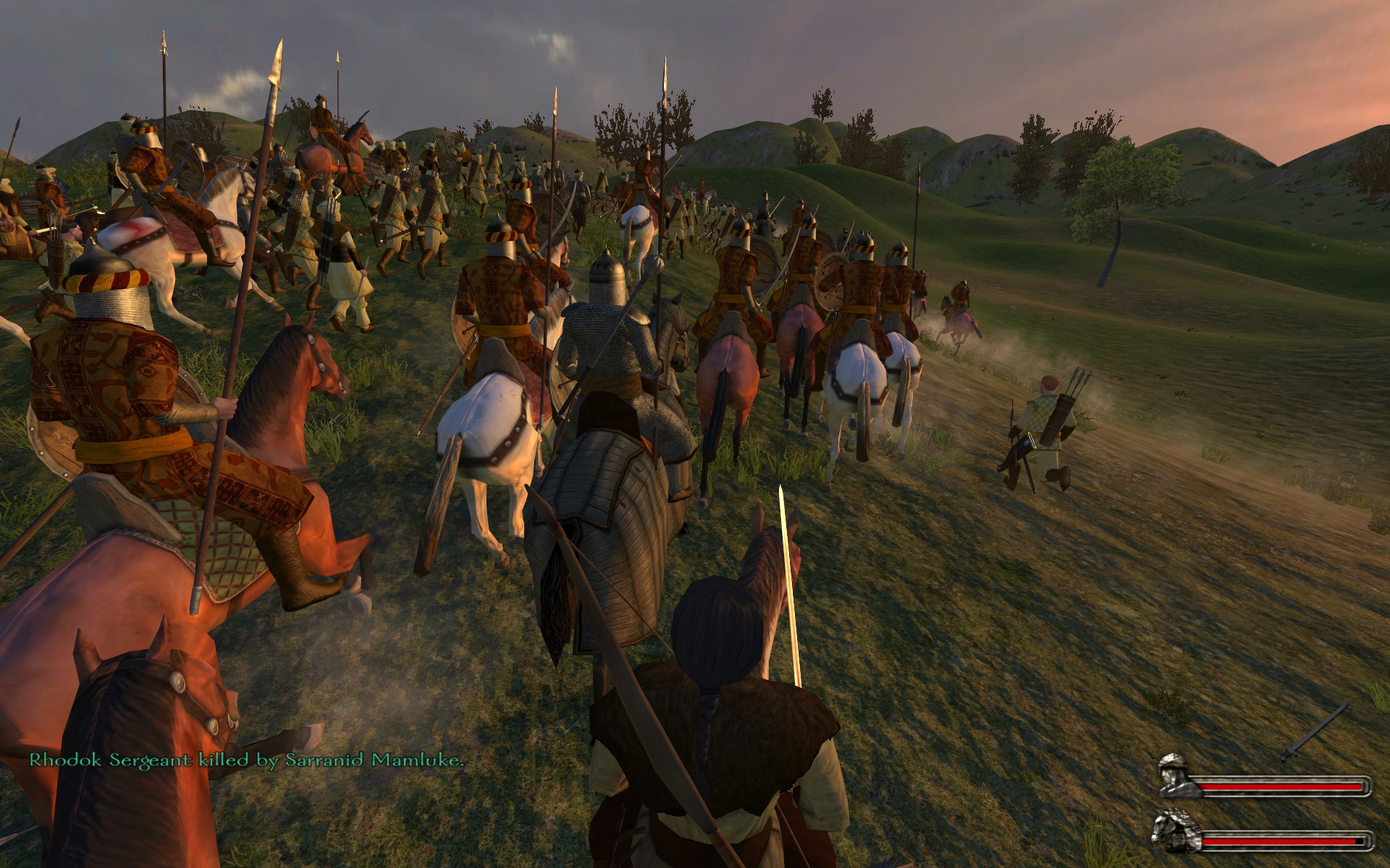 Mount And Blade Warband Best Archer Build