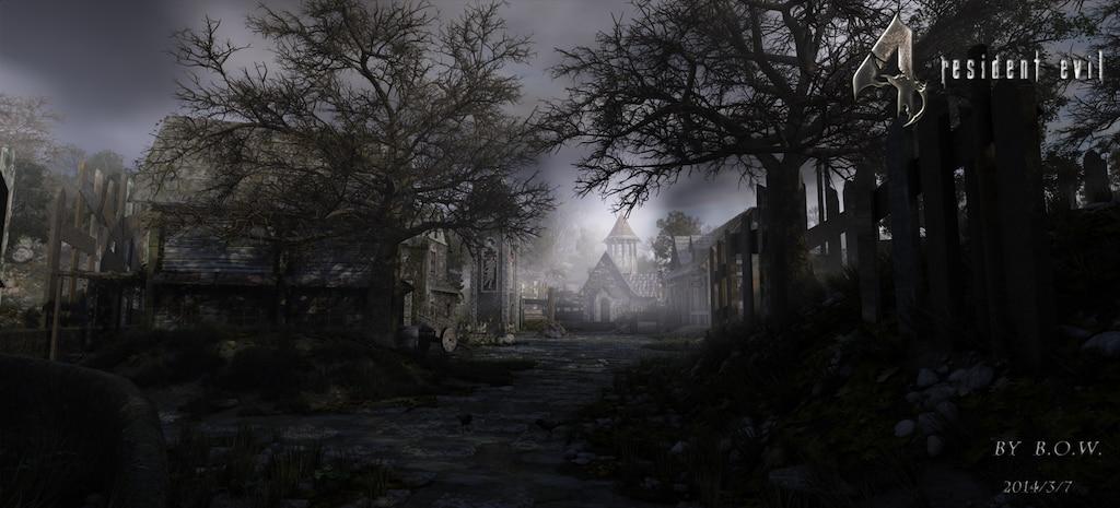 Steam Community Resident Evil 4 Remake Village