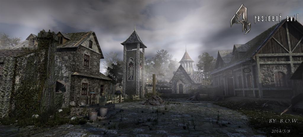 Communaute Steam Resident Evil 4 Remake Scene Village
