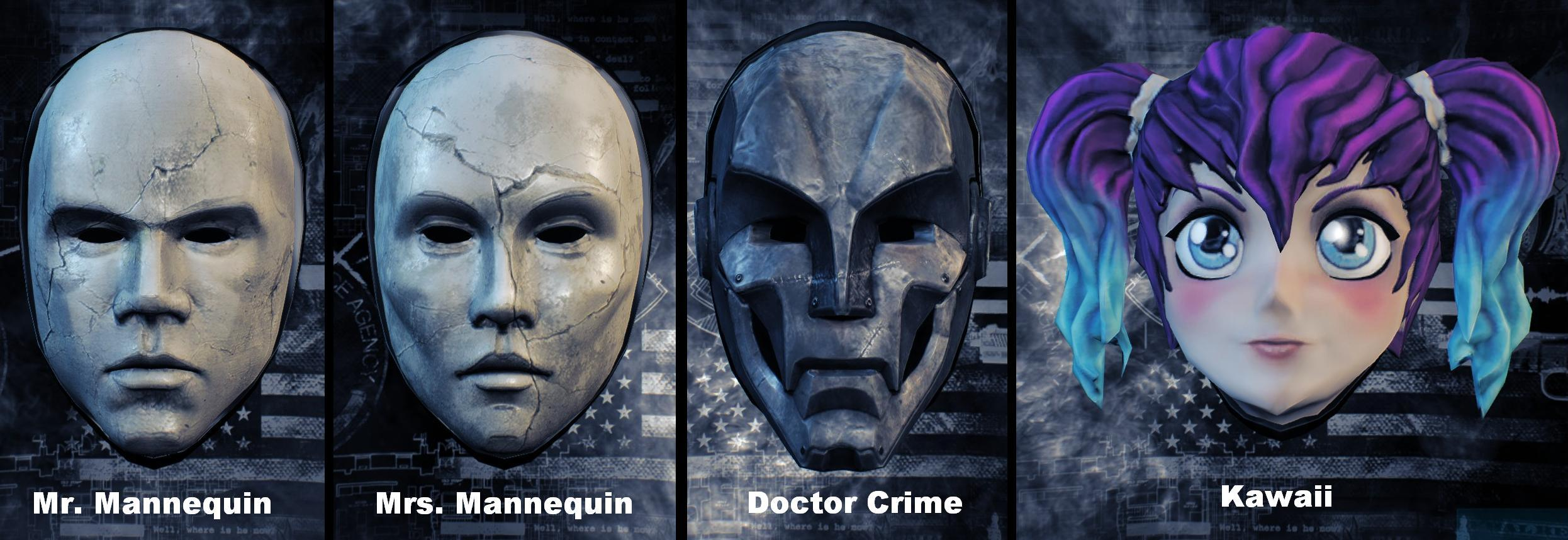 how to get the death wish mask
