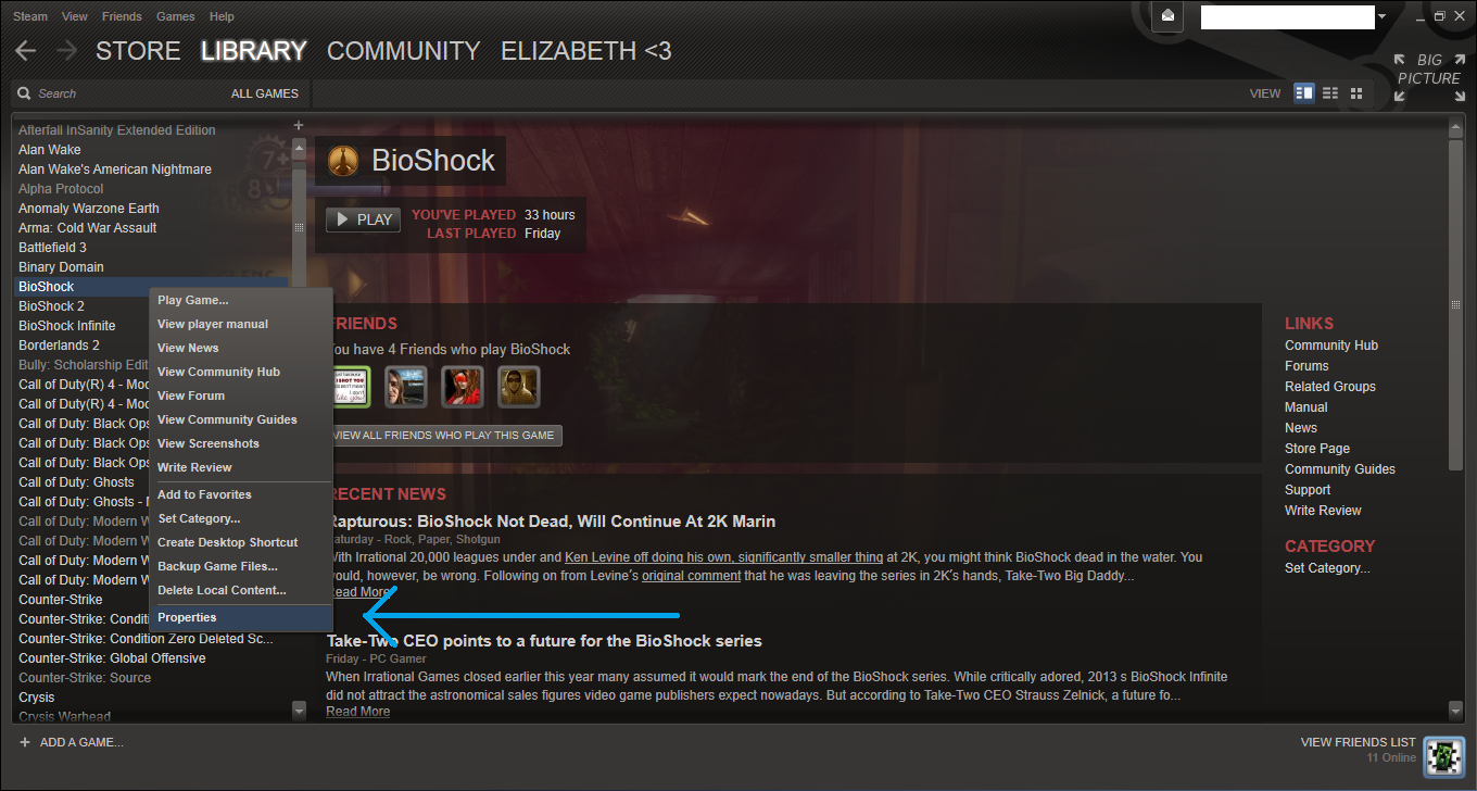 Steam Community :: Guide :: Bioshock Crash, Resolution, Change