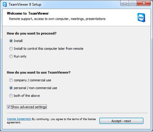 teamviewer vpn adapter is not installed