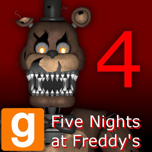 Five Nights at Freddy's 4 NPCs / ENTs