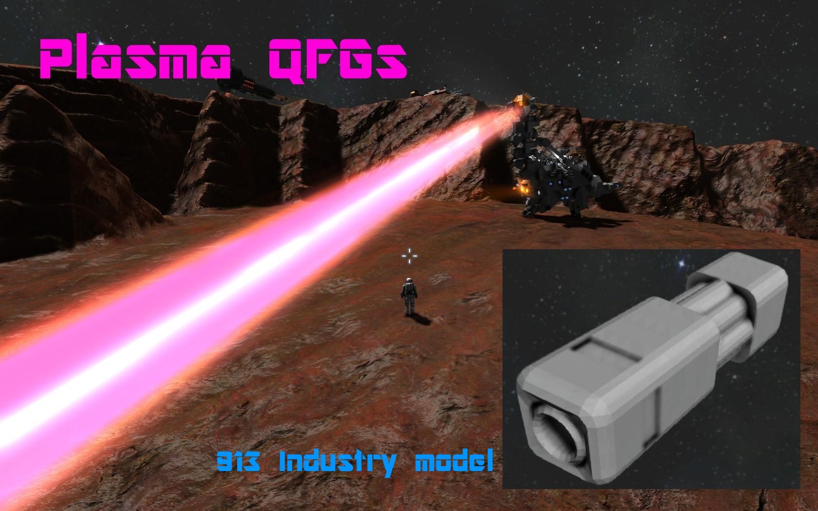 [DX11] Plasma QFG [913 Industry]