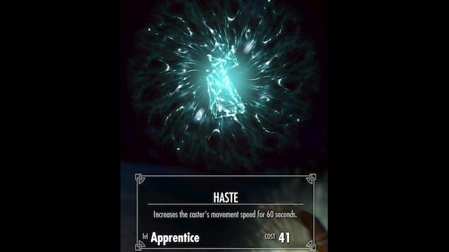 Steam Workshop :: Spell Tome: Haste