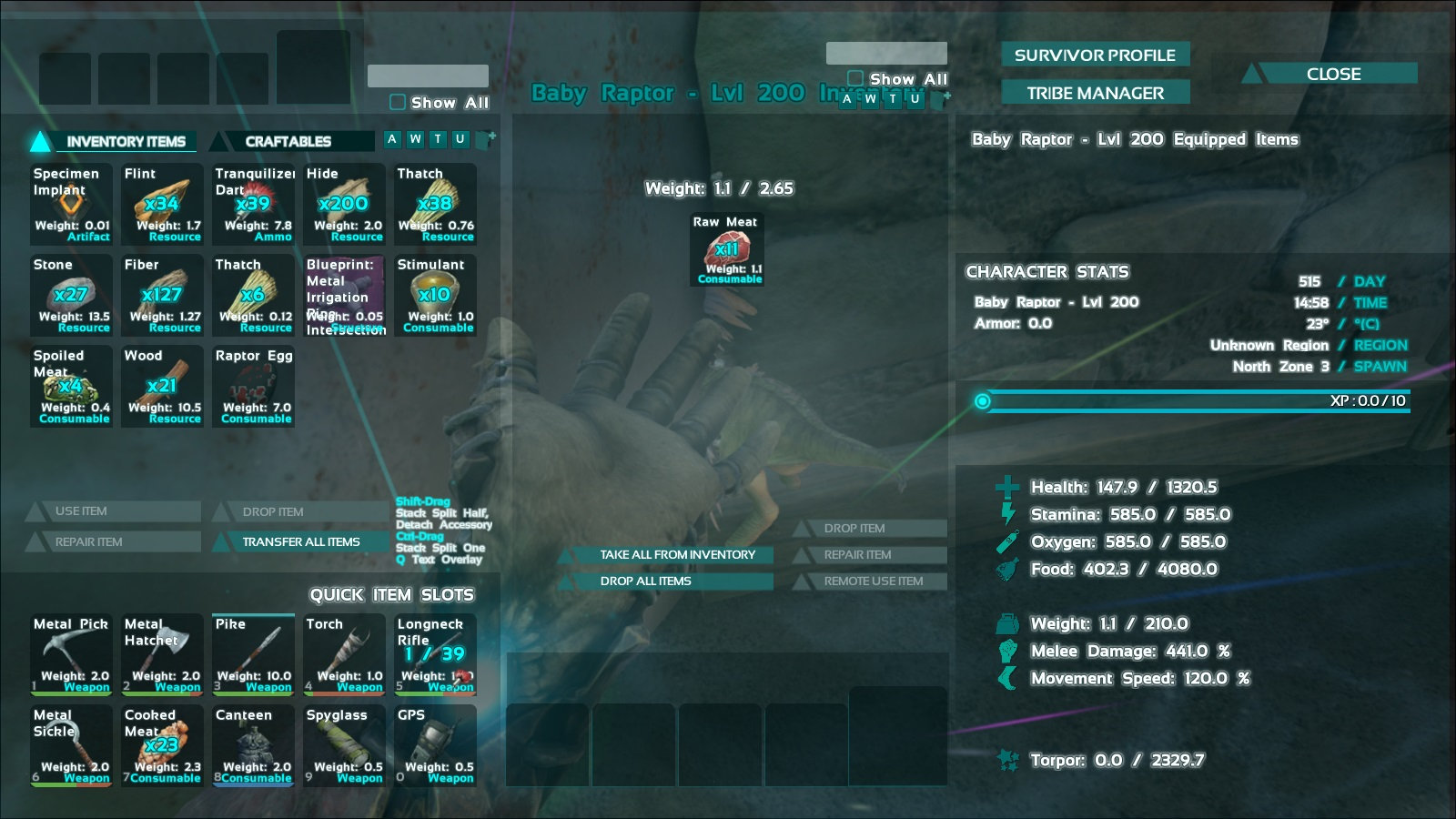 Steam community guide ark game mechanic taming breeding for most of the stats that are not affected by tm tm0 offsprings nsv becomes exactly same as parents nsv therefore you might have no difficulty in malvernweather Images