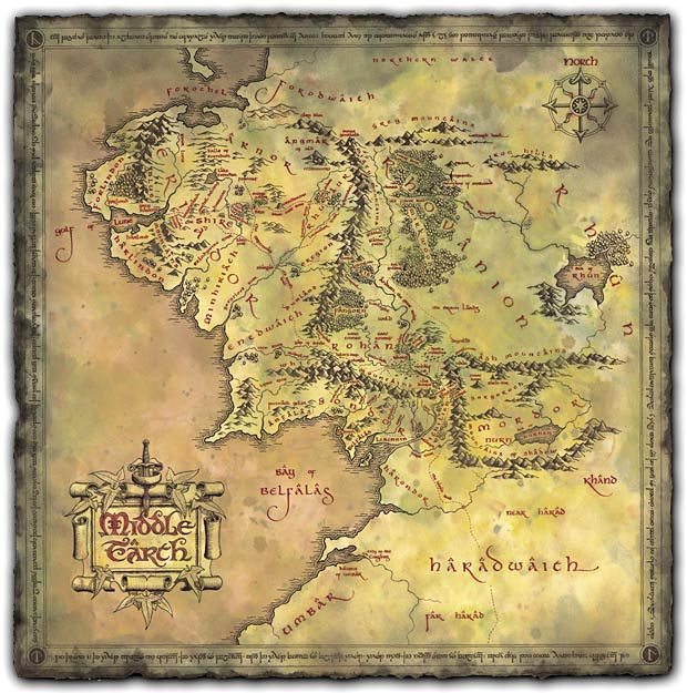 Steam Workshop :: Middle Earth Maps