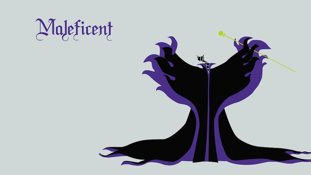 Comunidad Steam Maleficent Wallpaper