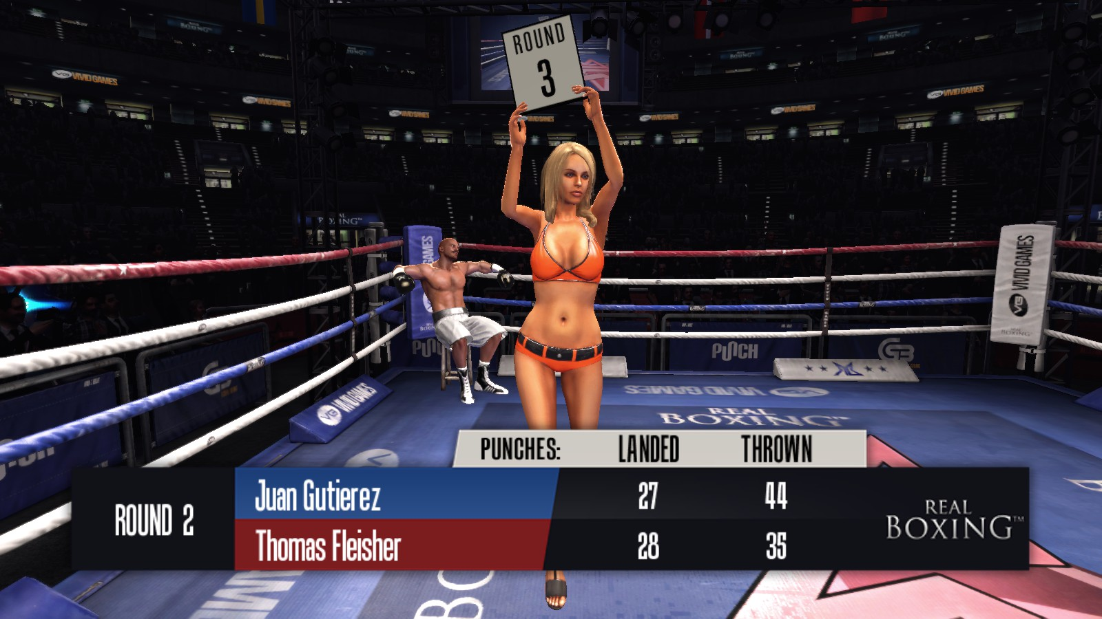 Image result for Real Boxing