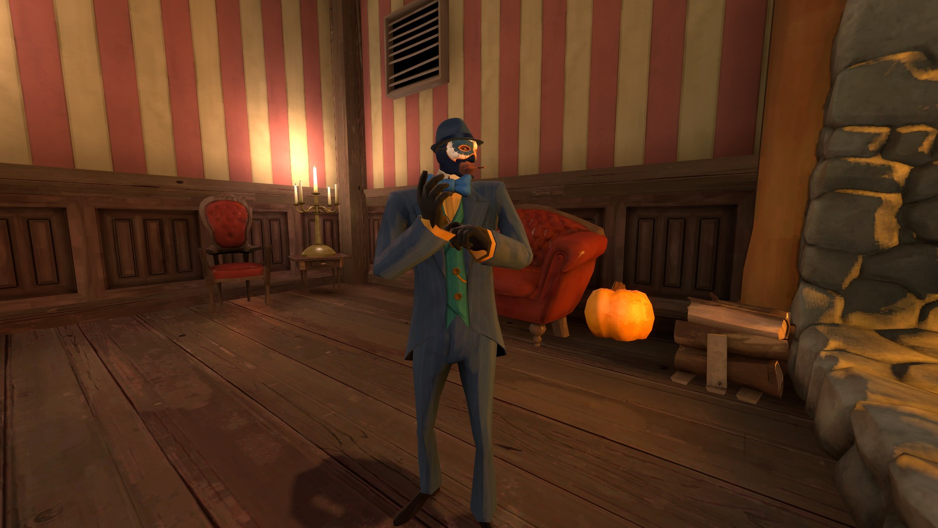 how to get the fancy fedora in tf2