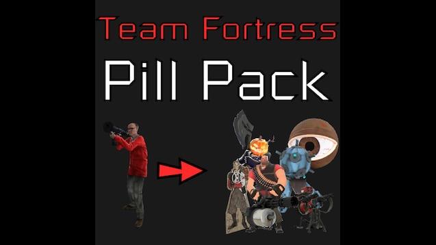 Steam Workshop :: Team Fortress Pill Pack