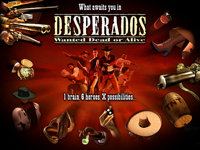 Steam Community Desperados Wanted Dead Or Alive