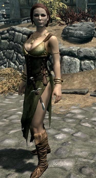 Steam Workshop :: Ysolda Tavern Wench Outfit