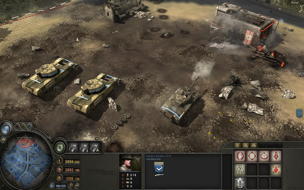 Steam Community Screenshot Coh Tov British Armor Div