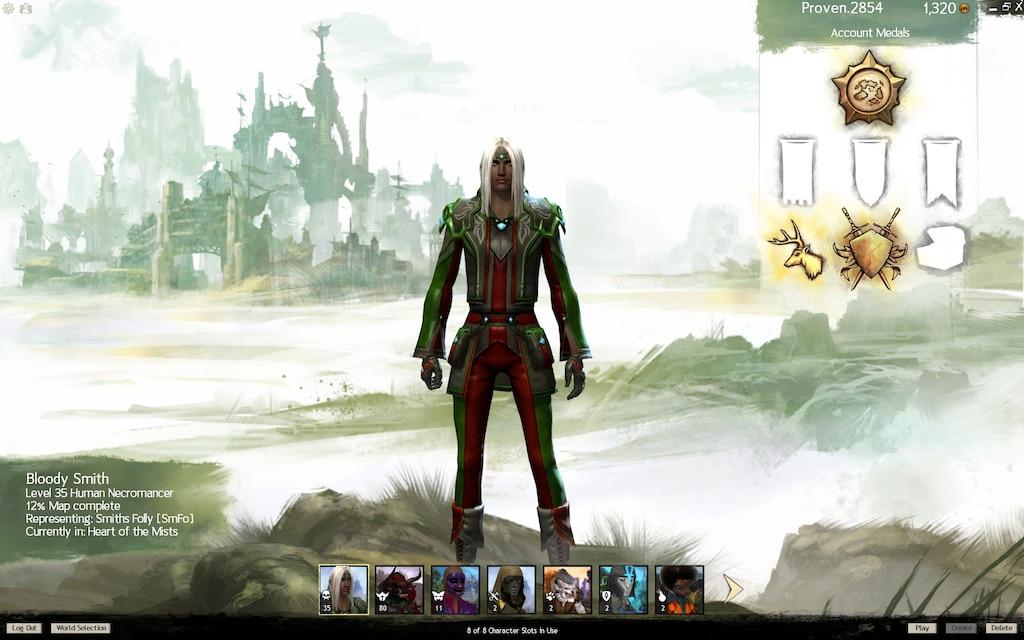 Steam Community :: Screenshot :: PvP Rank: Skirmisher  WvW