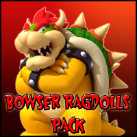 Steam workshop hobo crap bowser ragdolls pack old ccuart Image collections