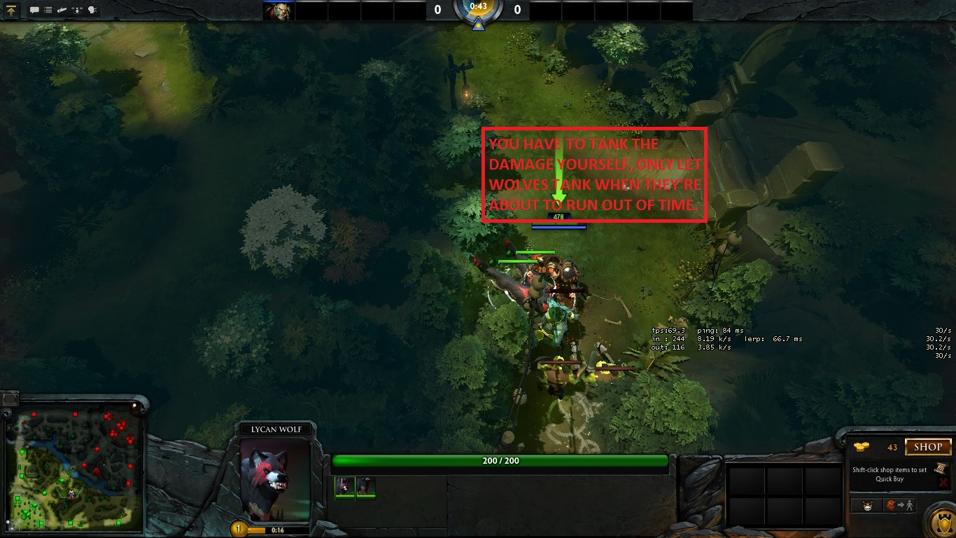 steam community guide jungling as lycan post nerf non