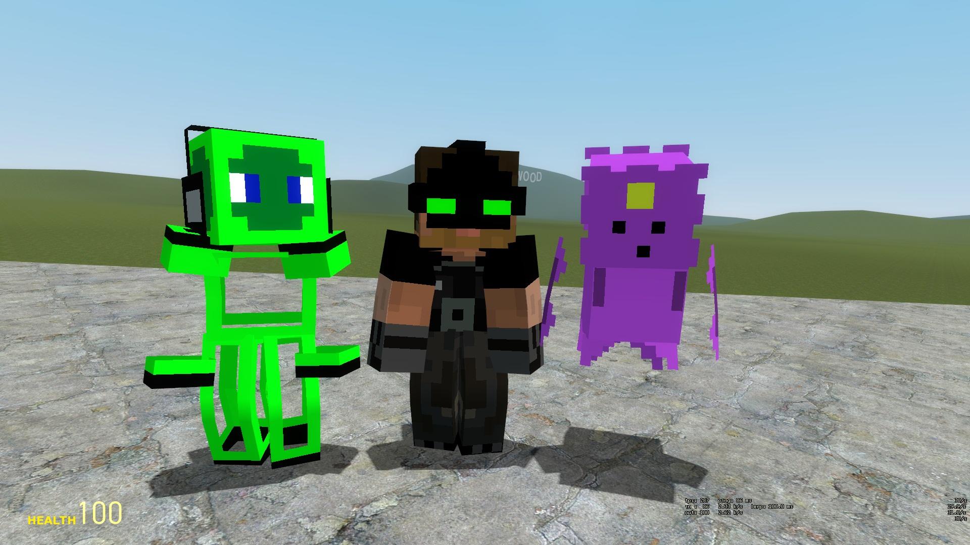 Steam Workshop::Minecraft Skin Changer