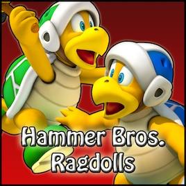 Steam Workshop Hammer Bros Ragdolls Pack