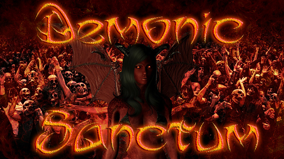 Steam Workshop :: MontyX's Demonic Collection