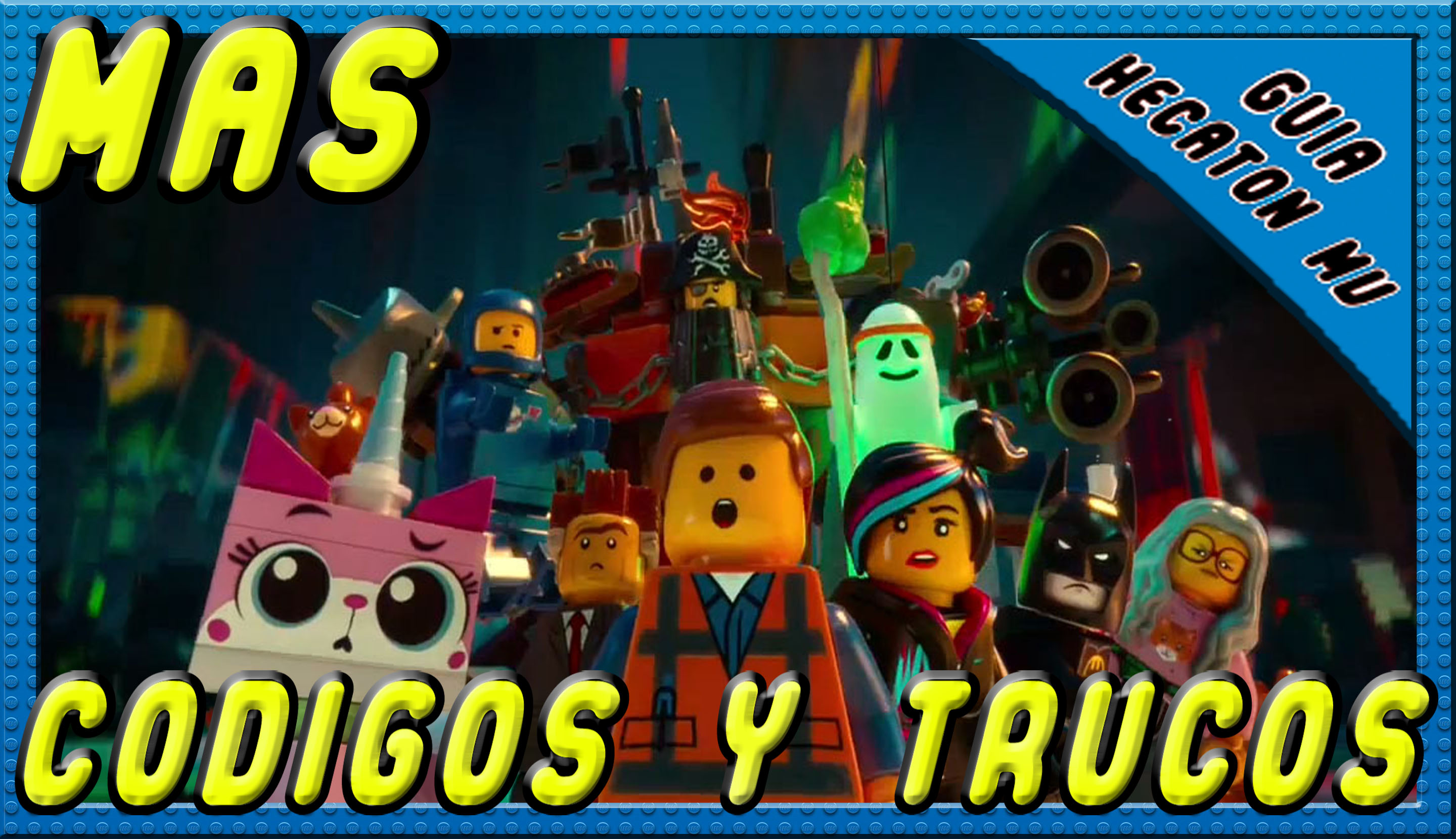 Steam Community :: Guide :: Guia LEGO Movie The Videogame Completa ...