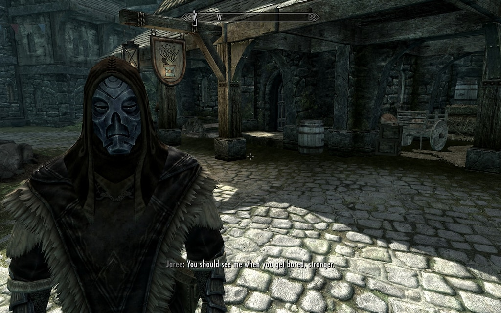 Steam Community :: Screenshot :: Dragon Priest Mask :D + Arch Mage
