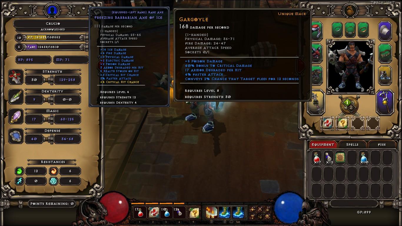 Steam Community :: Screenshot :: Diablo 3 UI mod + font