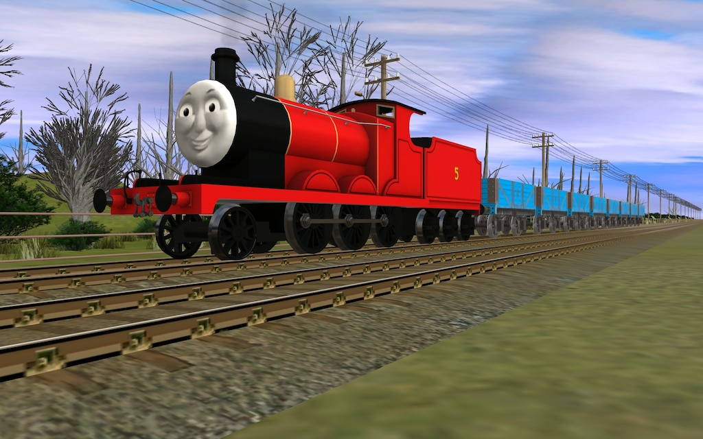 Steam Community :: Screenshot :: SI3D James The Red Engine 2010