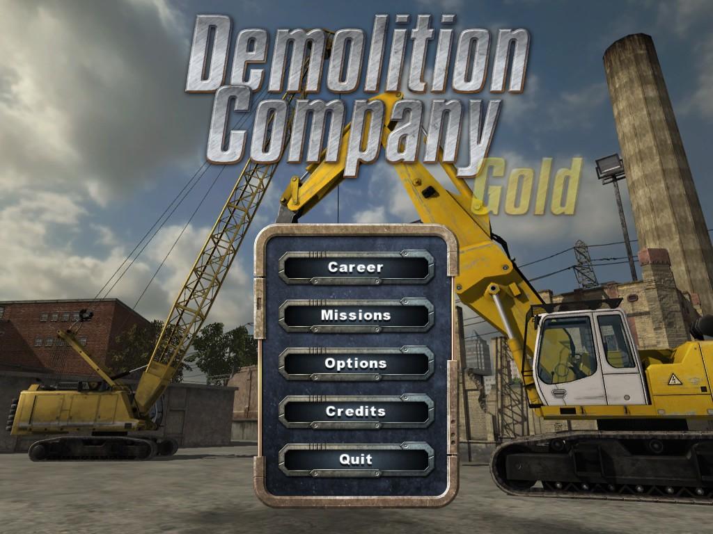 demolition company mods