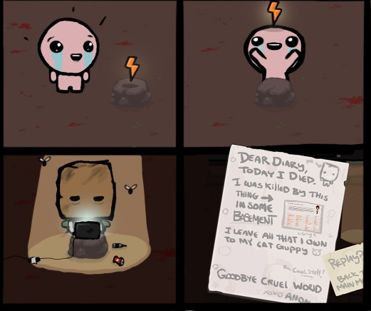 Steam Community :: The Binding Of Isaac
