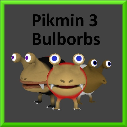 Steam Workshop Bulborbs Pikmin