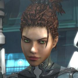 Steam Workshop Starcraft 2 Sarah Kerrigan Dezerged