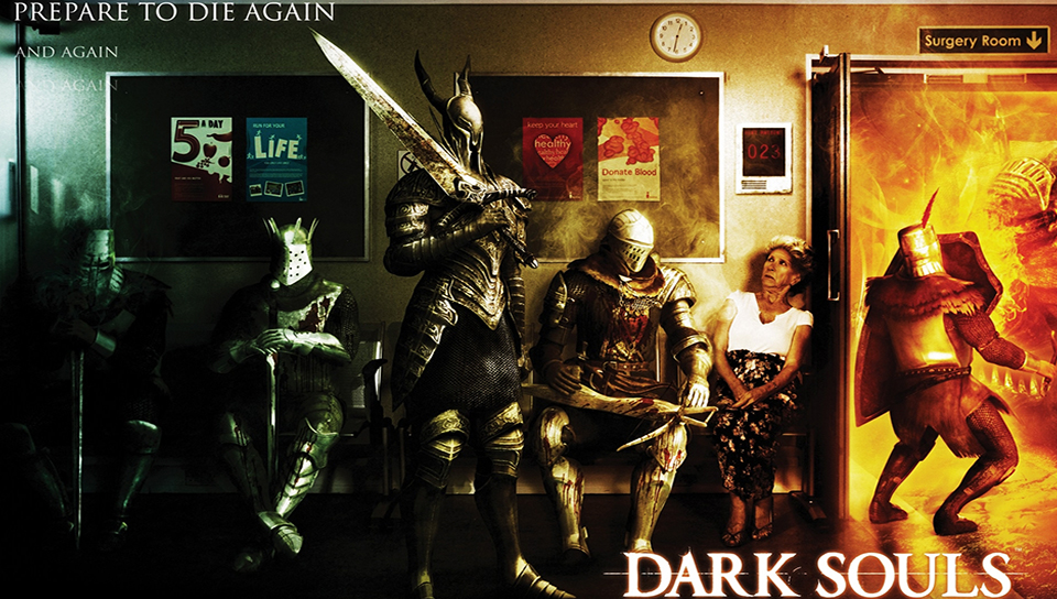 I hope you all become successful in your playthroughs of Dark Souls, and have a great time.