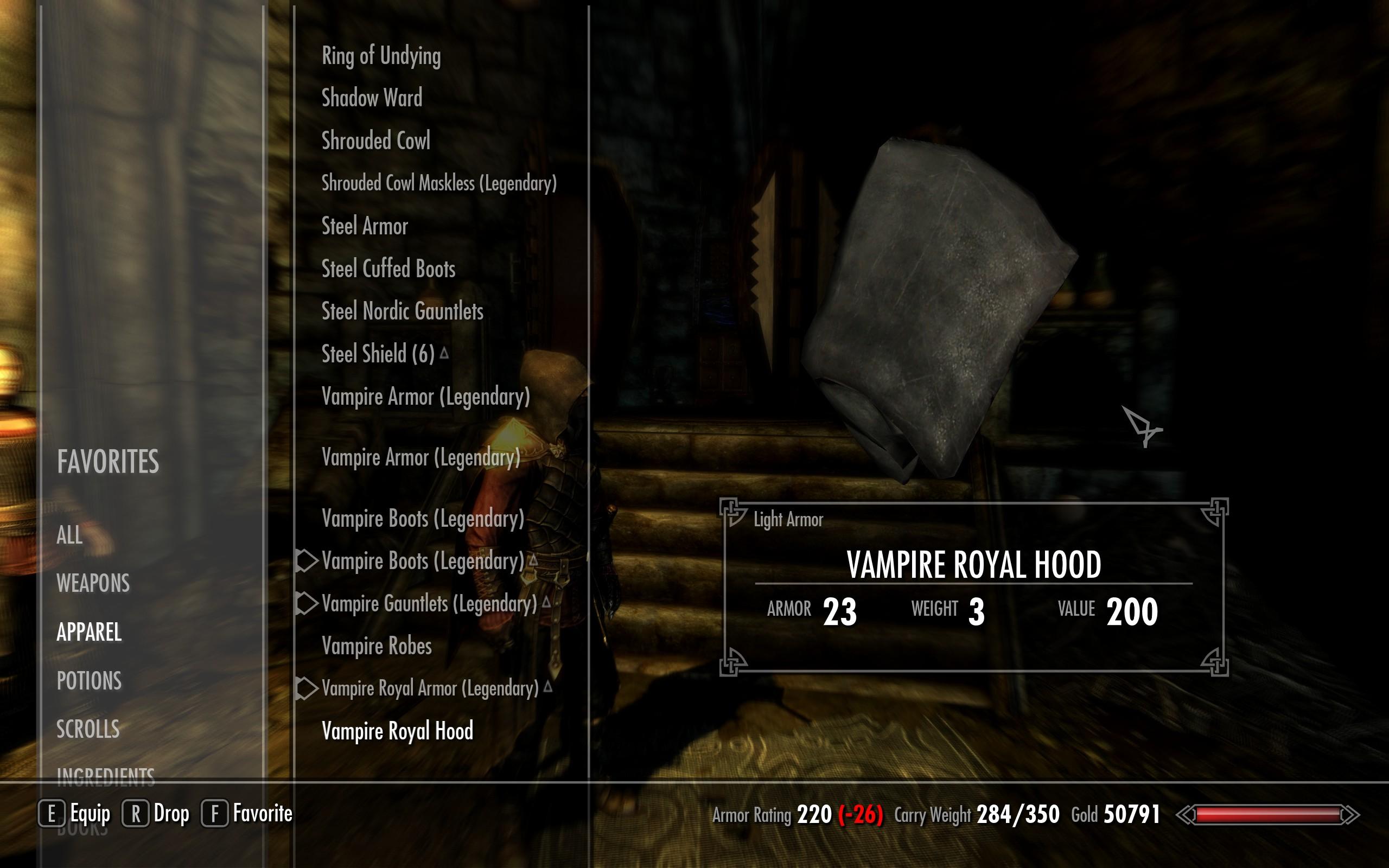 Steam Workshop Royal Vampire Hood