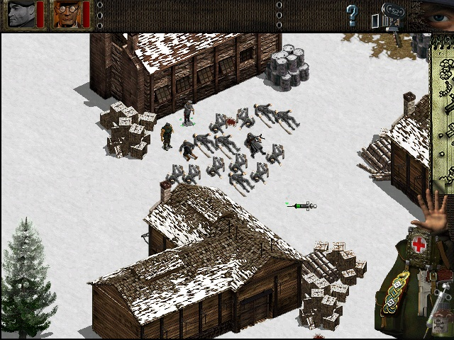 commandos behind enemy lines mission 16