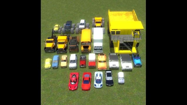 Steam Workshop :: Garry's Mod on Wheels
