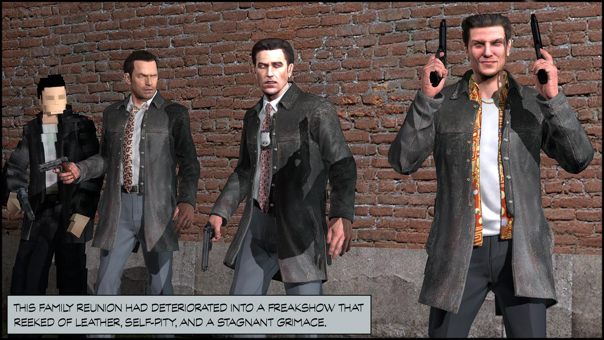 Steam Workshop Max Payne Ragdoll Pack