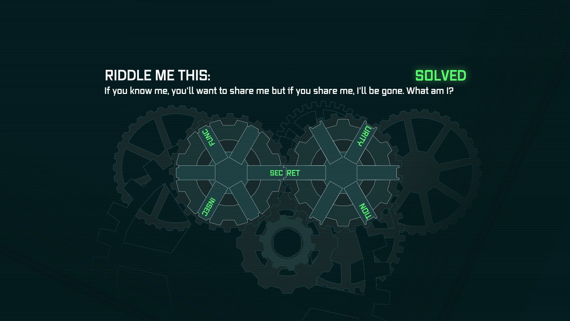 how to solve riddles in arkham city