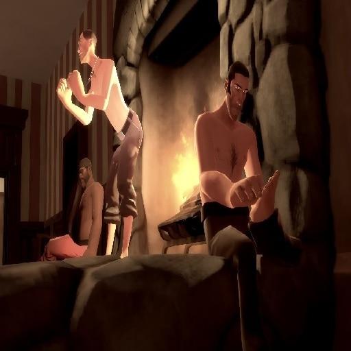 Steam Workshop :: Shirtless Team Fortress 2 models