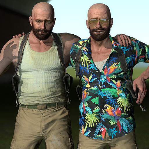 Steam Workshop Tropical Down To Business Max Payne Ragdolls