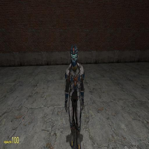 Steam Workshop :: Dead Space Advanced Suit Player Model