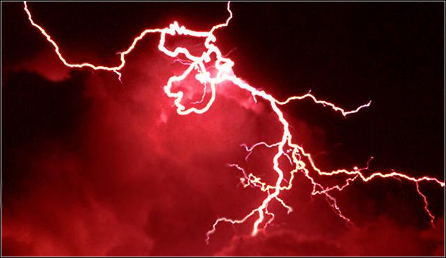 Steam Workshop Red Lightning