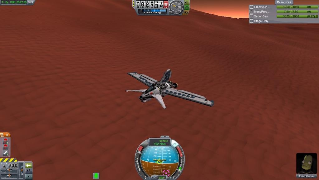 Steam Community :: Screenshot :: Ion engine plane  Landing