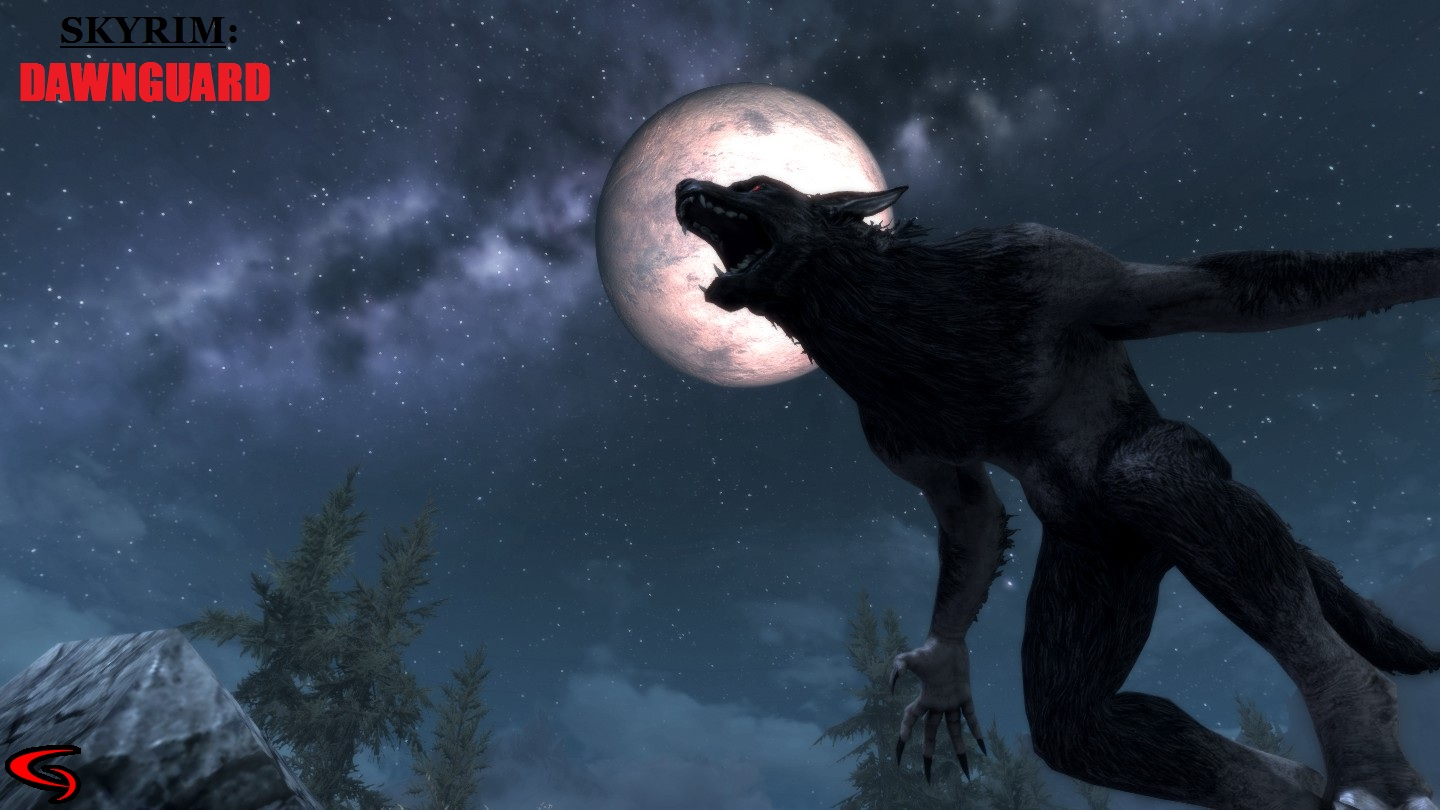 Steam Community Skyrim Dawnguard Werewolf Wallpaper