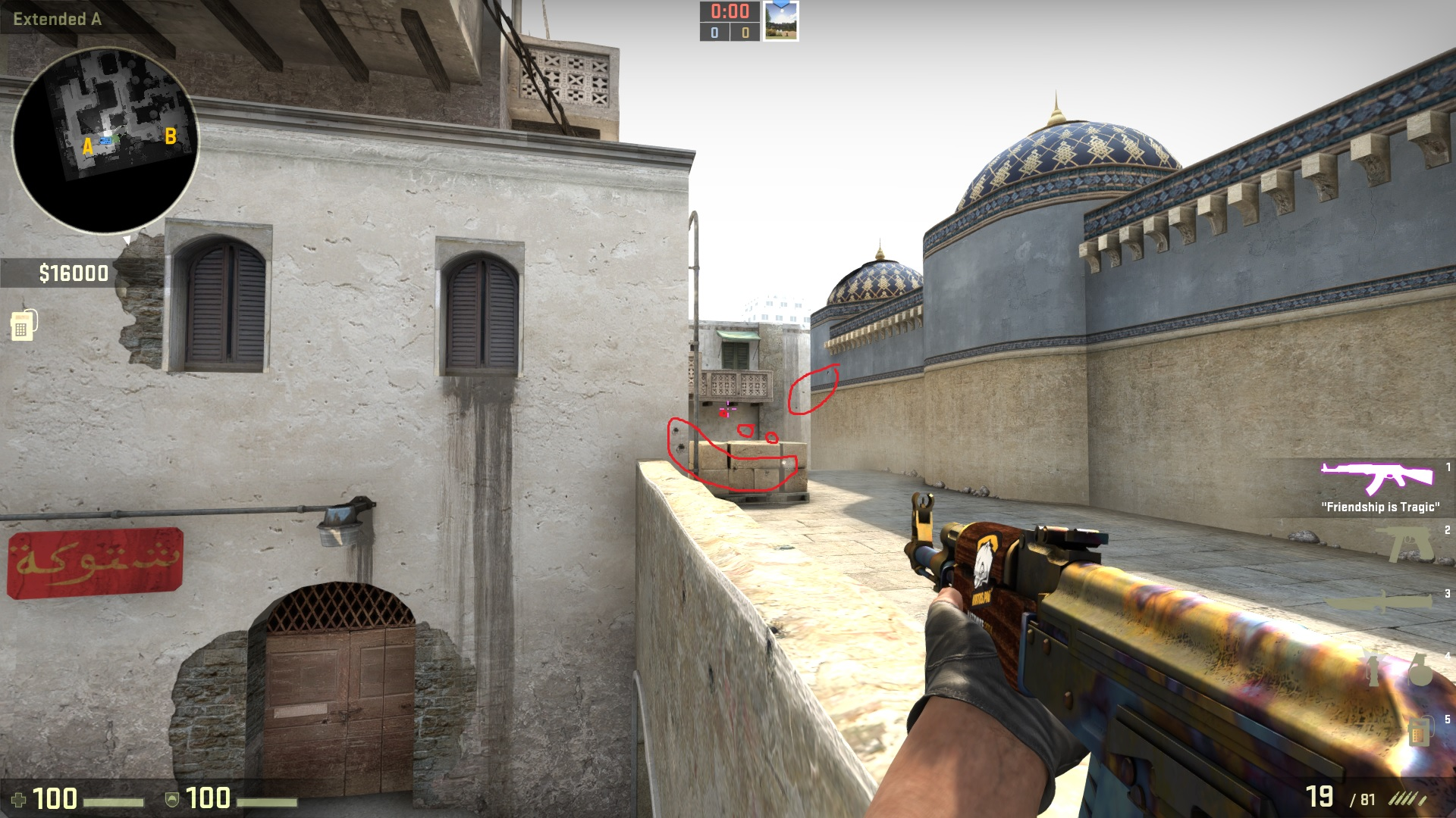 cs go how to show bullet impact