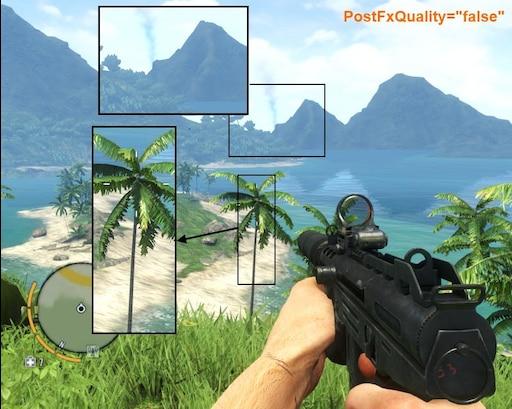 far cry 3 gameplay settings