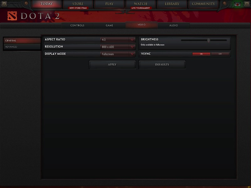 steam community guide how to run dota2 for a very low pc