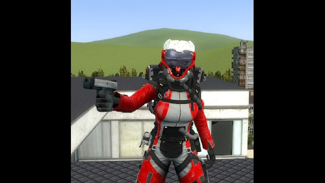 Steam Workshop :: Blacklight: Retribution Artemis Playermodel