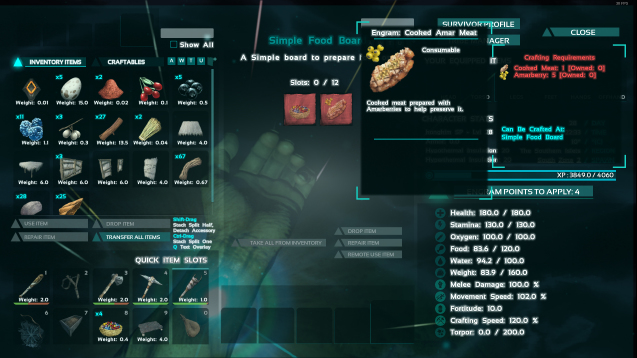 Steam workshop simple food recipes fishing trap forumfinder Choice Image