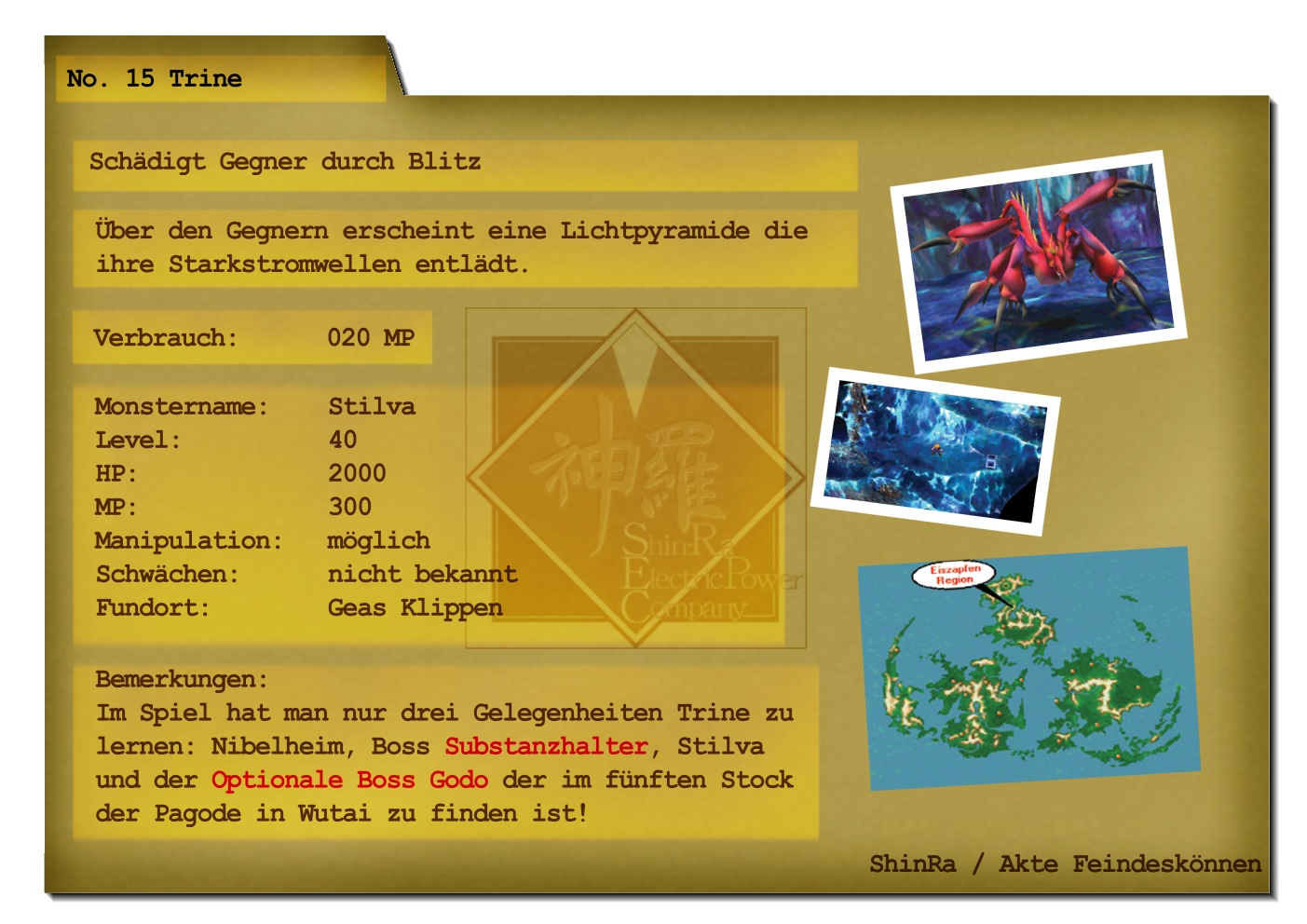 Steam Community :: Guide :: Final Fantasy 7 Komplettlösung